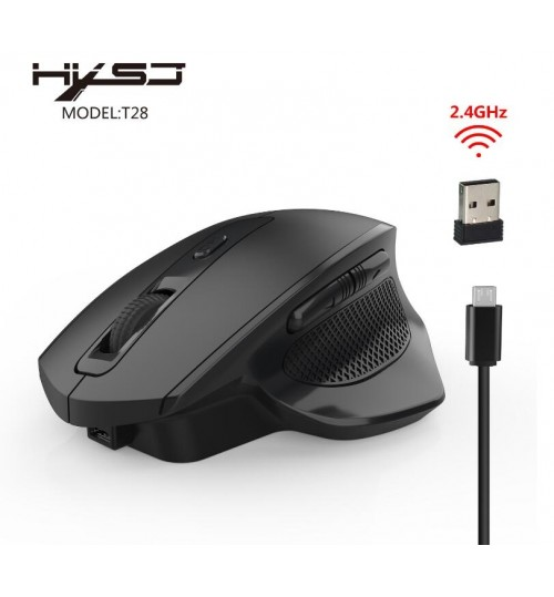 Wireless Mouse Rechargeable SILENT