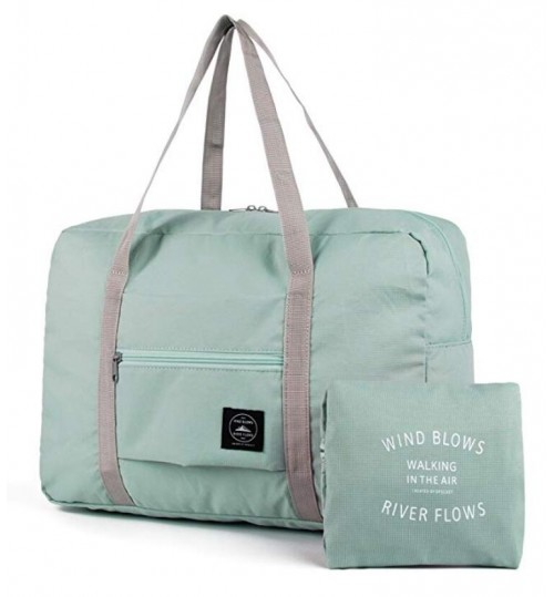 Airlines Foldable Travel Duffel Bag