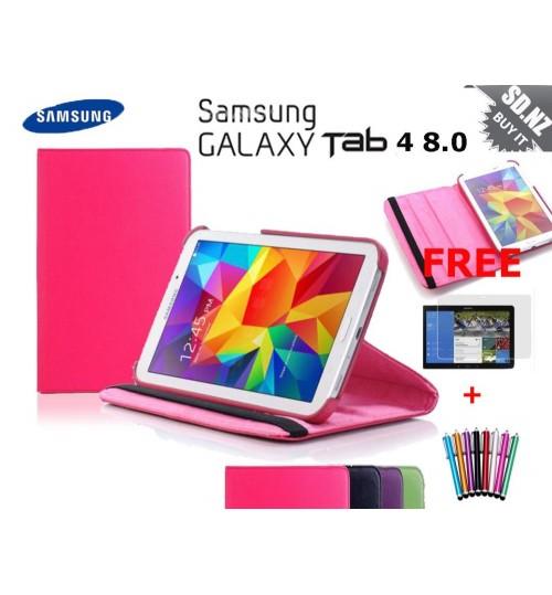 Galaxy Tab 4 8\'\'  Leather Case Samsung+SP+PEN