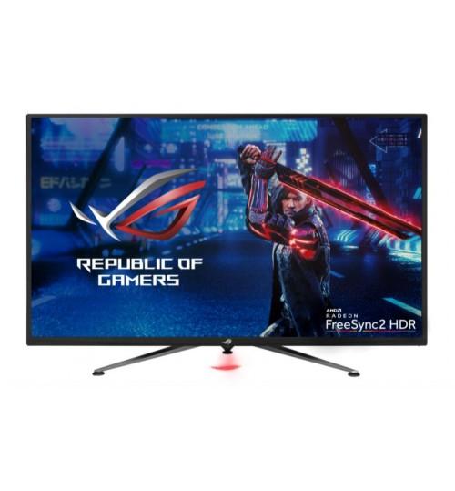 ASUS XG438Q 43 HDR VA 3840X2160 16:9 4ms FREE SYNC HDMI DISPLAY PORT 3 YEAR PIXEL PERFECT MONITOR