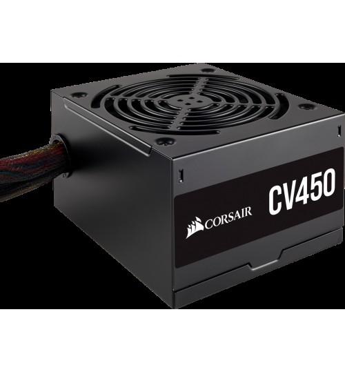 CORSAIR CV450 450W 80 PLUS BRONZE POWER SUPPLY