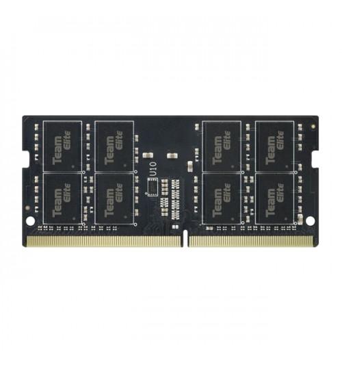 TEAM ELITE DDR4 8GB 2666 CL19-19-19-43 1.2V SODIMM
