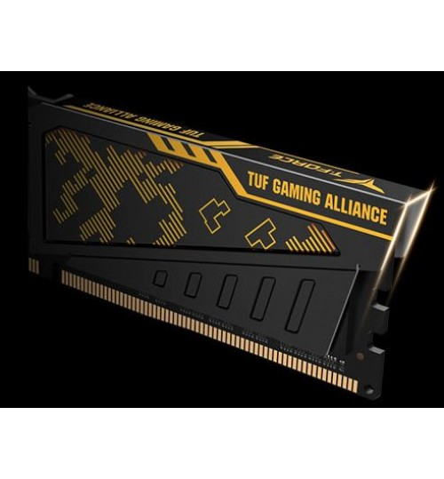 TEAM VULCAN TUF GAMING ALLIANCE 16GB (8GB X2) DDR4-3000 GAMING MEMORY