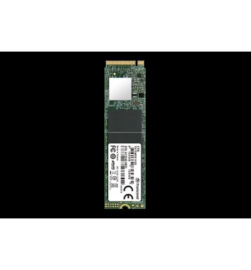 TRANSCEND 110S M.2 512GB NVME PCIE SSD R/W1700MB/s /1500MB/s