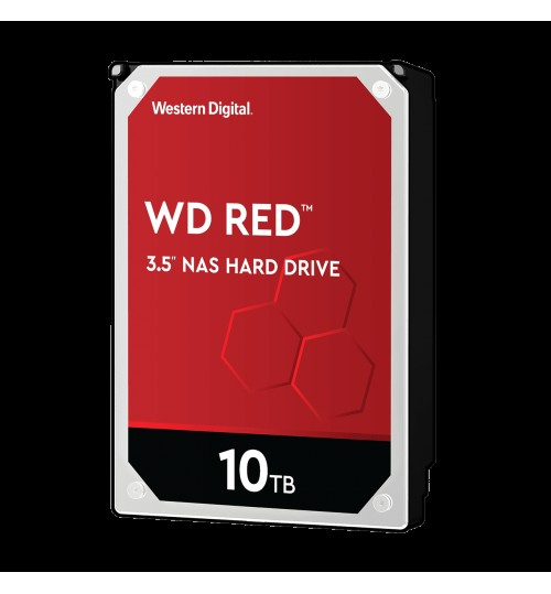 WD RED 10TB SATA3 256MB CACHE FOR NAS