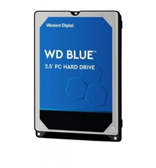 WD BLUE 2.5 INCH 2TB SATA 3 5400RPM 128MB CACHE