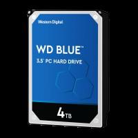 WD BLUE 4TB SATA3 5400 RPM 64MB CACHE