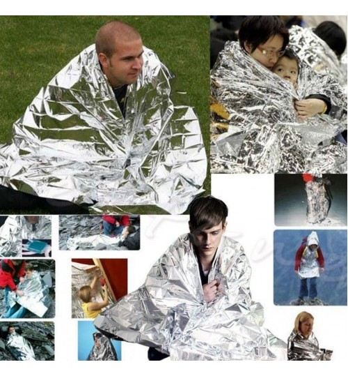 Survival Blanket Emergency blanket