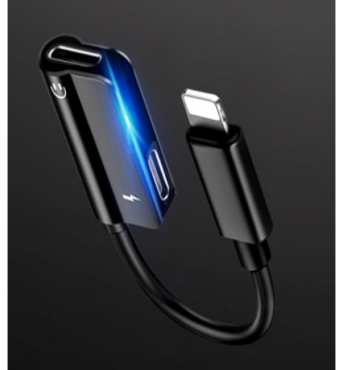 Headphone Adapter for iPhone