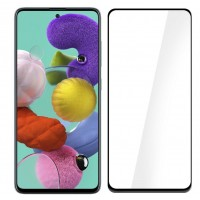 Galaxy A71 Full Screen Tempered Glass Screen Protector Film