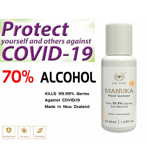 70% ALCAHOL GEL HAND SANITISER Anti-Virus