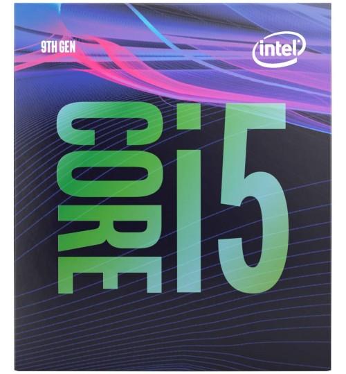INTEL CORE I5-9500 6 CORES 6 THREADS 3.0GHZ 4.4GHZ TURBO 9MB LGA 1151 PROCESSOR