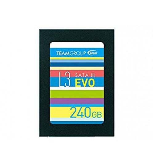 TEAM L3 EVO 240GB SATA III 2.5 INCH SSD