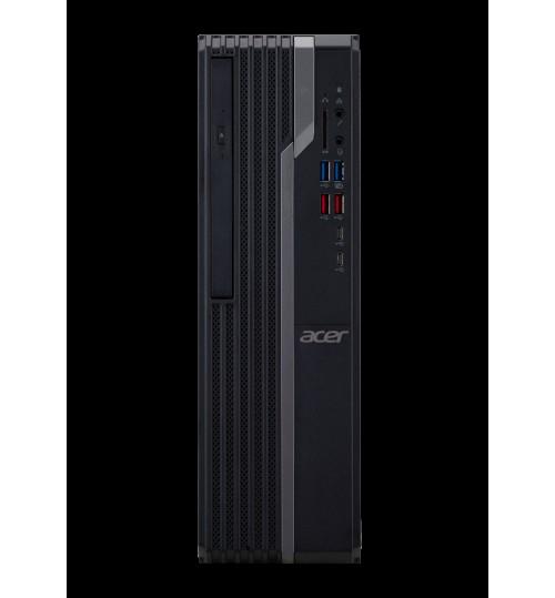 ACERVERITON X4660G SFF PC I7-8700 3.2GHZ 8GB 256GB SSD USB KBD MSE DVDRW SPEAKER WIN10 PRO 3YRS ONSITE WAR