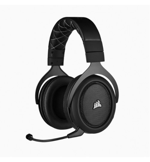 CORSAIR HS70 PRO WIRELESS GAMING HEADSET - BLACK