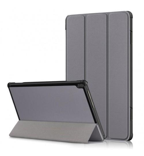 Lenovo Tab E10 Case Smart Leather Flip Case