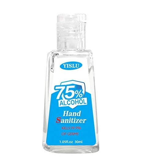 75% ALCAHOL HAND SANITISER GEL 30ML