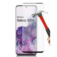 Galaxy S20 Plus Tempered Glass Full Screen Protector