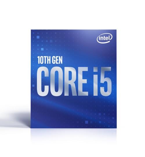 INTEL CORE I5 10400 6 CORES 12 THREADS 2.90GHZ 12M CACHE LGA 1200 PROCESSOR