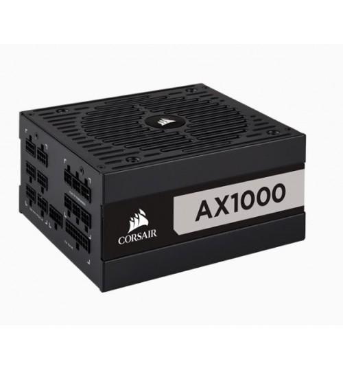 CORSAIR AX SERIES AX1000 1000 WATT 80+ TITANIUM CERTIFIED FULLY MODULAR ATX PSU