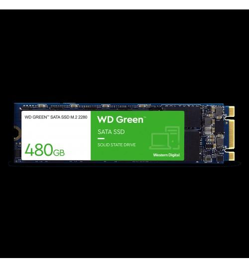 WD GREEN 480GB 3D NAND M.2 SSD