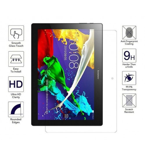 Lenovo Tab E10 Tablet tempered glass protector