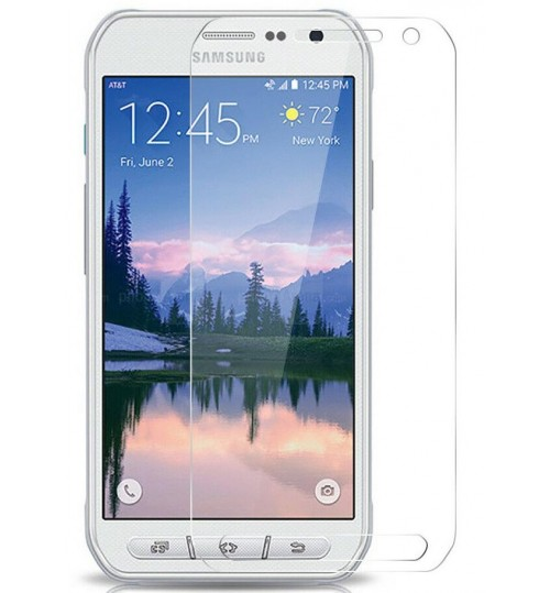 Galaxy S6 Active Tempered Glass Screen Protector