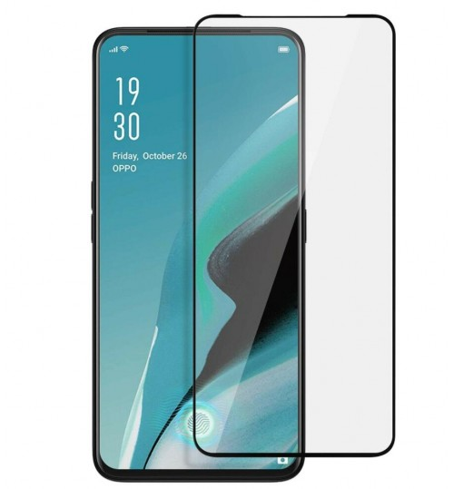 Oppo Reno2 Z Full Screen Tempered Glass Screen Protector Film