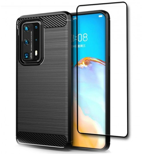 Huawei P40 full screen tempered Glass Protector Film