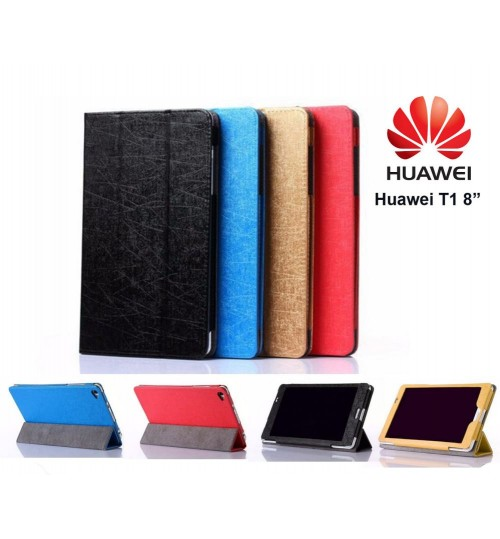Huawei T1 8 inch Folio Tablet leather case