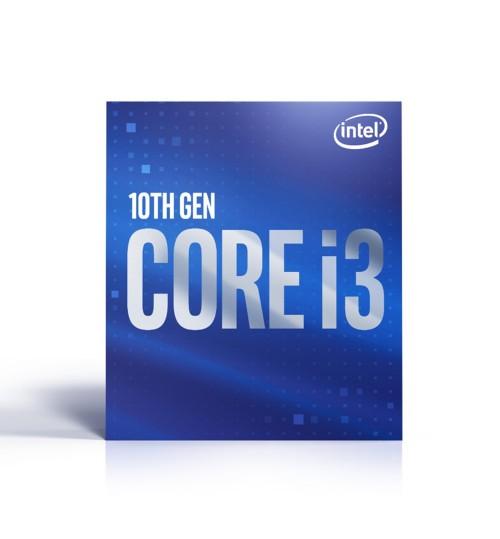 INTEL CORE I3 10100 4 CORES 8 THREADS 3.60 GHZ 6M CACHE LGA 1200 PROCESSOR