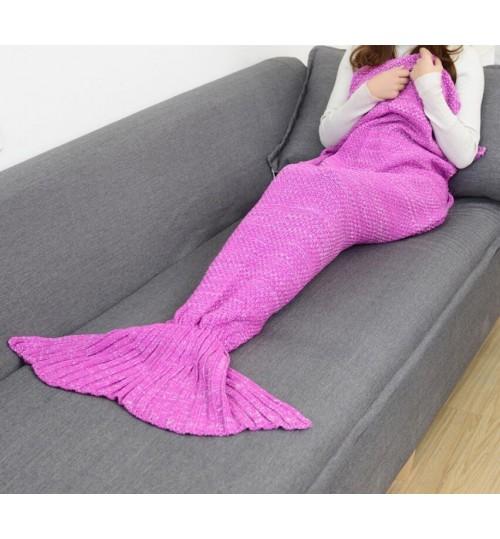 Mermaid blanket for Adult 180 cm