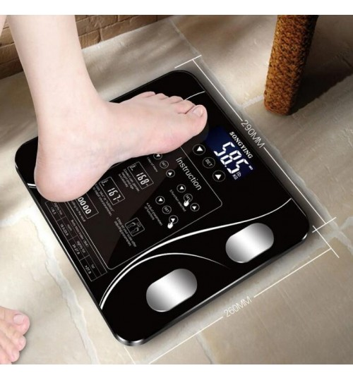 Smart Weight Scale Fat Scale LED