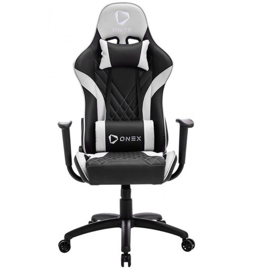 ONEX GX2 Series Gaming Chair - Black/White