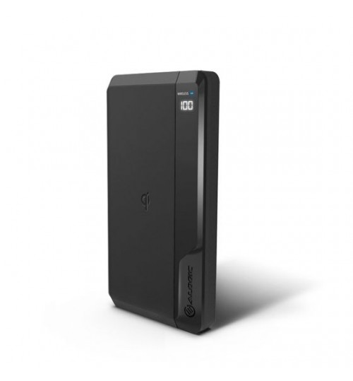 ALOGIC USB-C 10000MAH WIRELESS POWER BANK ULTIMATE- WITH FAST CHARGING - BLACK