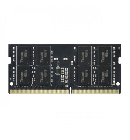 TEAM ELITE DDR4 16GB 3200 CL22-22-22-52 1.2V SODIMM