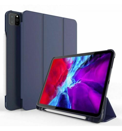 iPad Pro 11 2020 case smart cover w pencil holder