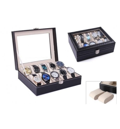 Watch Box, Watch Box -- 10 Slots