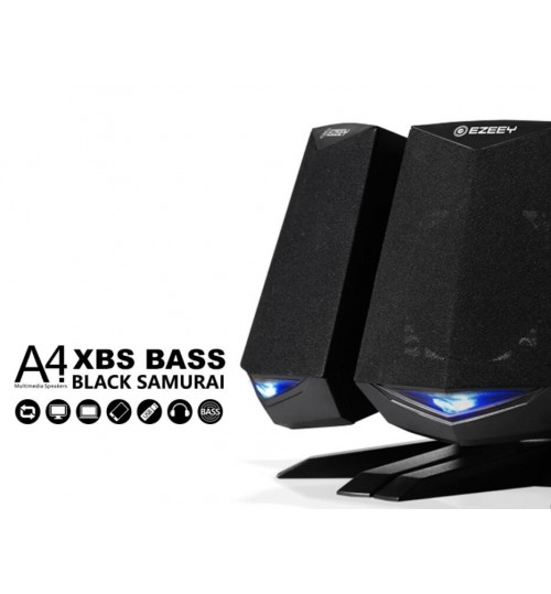 Speaker USB AUX Audio Bass