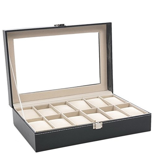 Watch Box, Watch Box -- 12 Slots