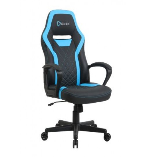 ONEX GX1 Series Office/Gaming Chair - Black/Blue