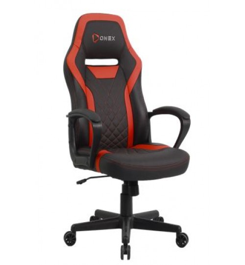 ONEX GX1 Series Office/Gaming Chair - Black/Red