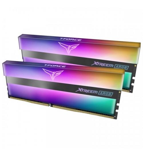 Team T-Force XTREEM ARGB 16GB (2 x 8GB) 3600 DDR4 Gaming Memory