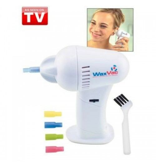 Electric Ear Cleaner Wax Remover Pick Removal