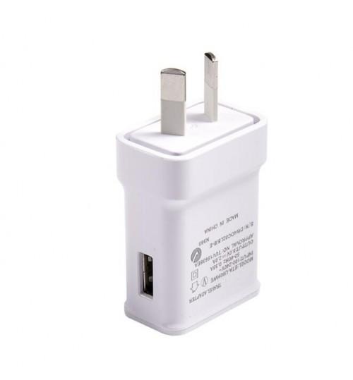 USB Power Adapter Wall Charger AU/NZ Plug