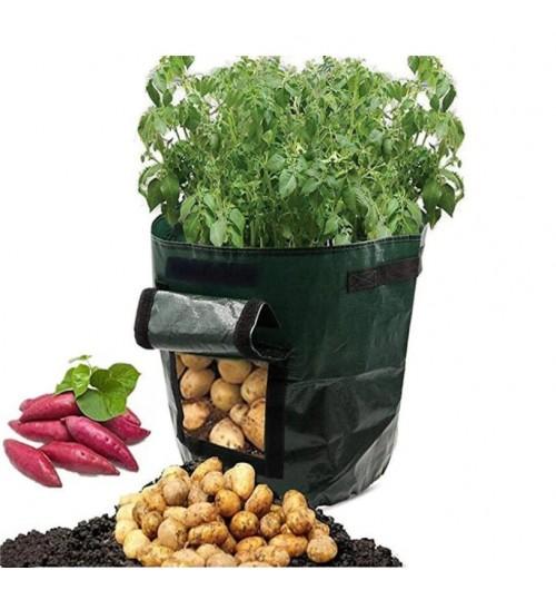 Plant Growth Bag Home Garden 10 Gallons