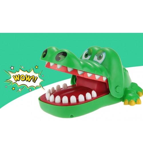 Crocodile Mouth Dentist Bite Finger Game