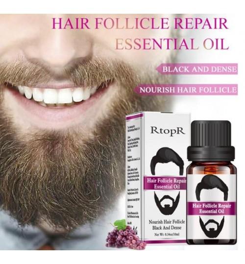 Hair Follicle Repair Oil Men Styling Moustache Oil Hair