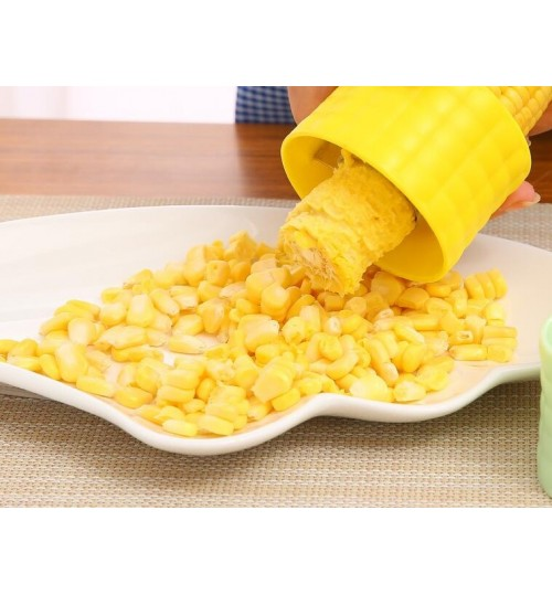 Corn Peeler Kernels Remover