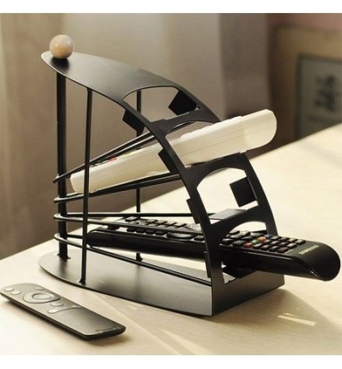 TV Remote Control Organiser Holder Rack